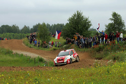Martin Prokop and Jan Tomanek, Citroen C2 S1600