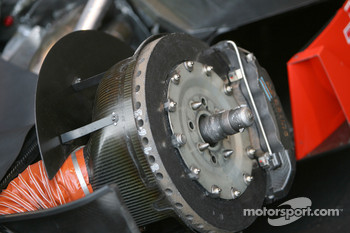 Mercedes break disk