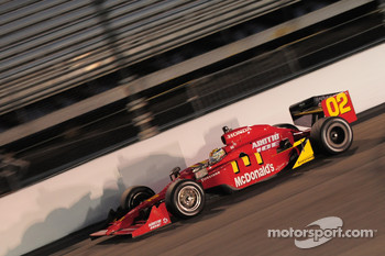 Graham Rahal, Newman/Haas/Lanigan