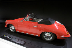 1962 Porsche 356 B Carrera 2 Cabriolet