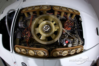 1969 Porsche 917 PA Spyder 16-cylinder engine
