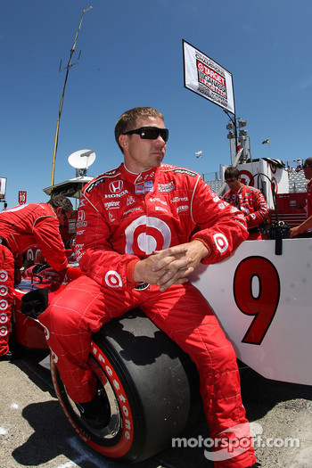 Target Chip Ganassi Racing team member
