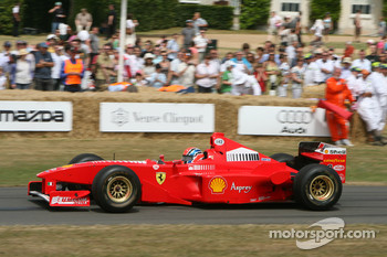 Pierangelo Masselli, Ferrari F300