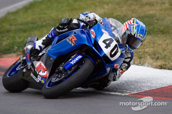 #40 M4 Suzuki GSX-R600 of Jason DiSalvo