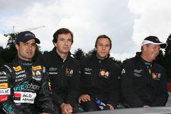 Miguel Ramos, Alex Müller, Pedro Lamy, Eric Van de Poele