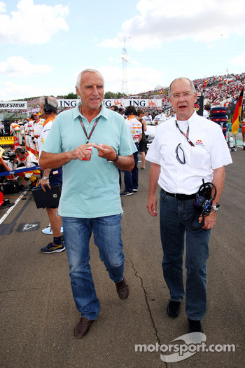 Dietrich Mateschitz, Owner of Red Bull