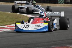 Katsu Kubota, March 761, Joaquin Folch, Brabham BT49