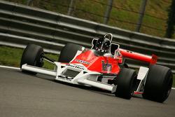 Christophe D'Ansembourg, McLaren M26