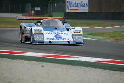 Gareth Evans, Nissan