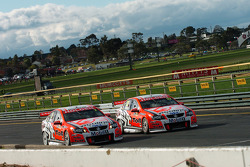1, 2 finish for the Holden Racing Team