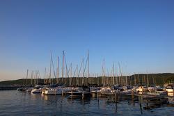Marina on Seneca Lake