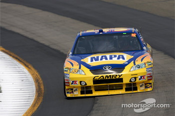 Patrick Carpentier, Michael Waltrip Racing Toyota