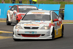 Martin Johnson leads Andrew Jordan