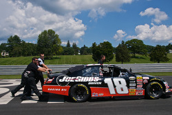#18 Matt DiBenedetto - Joe Gibbs Driven Chevrolet