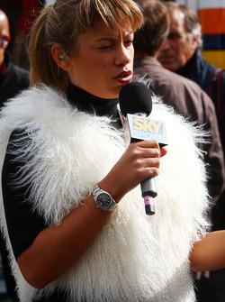 Anne Laure Bonnet, Sky tv