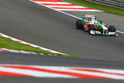 Giancarlo Fisichella, Force India F1 Team, VJM-02