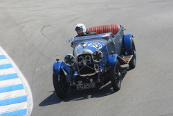 Graham Wallis, 1929 Lagonda 2 L