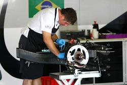 Brawn GP Gearbox
