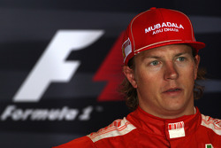 FIA press conference: third place Kimi Raikkonen, Scuderia Ferrari