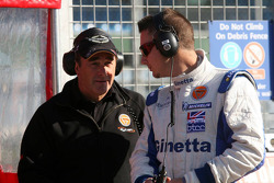 Nigel Mansell and Greg Mansell