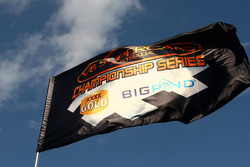 V8 Supercar's flag