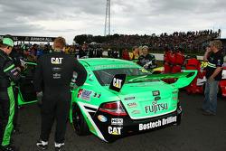 #25 Fujitsu Racing: Jason Bright, Karl Riendler