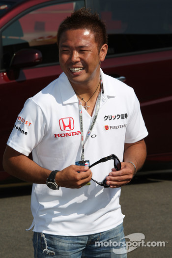 Kosuke Matsuura, Conquest Racing