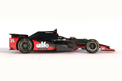 A.J. Foyt Enterprises Alex Tagliani announcement
