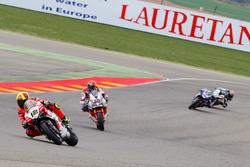 Javier Fores, Barni Racing Team and Michael van der Mark, Honda WSBK Team