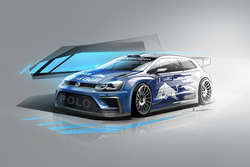 Design presentation Volkswagen WRC 2017