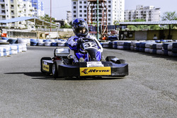 JK Tyre India Karting announcement