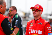 NASCAR Sprint Cup Foto - Michael Annett, HScott Motorsports Chevrolet
