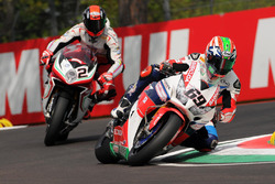 Nicky Hayden, Honda WSBK Team and Leon Camier, MV Agusta