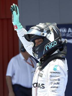 Ніко Росберг, Mercedes AMG F1 Team
