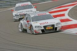 Tom Kristensen, Audi Sport Team Abt Sportsline Audi A4 DTM, Paul di Resta, Team HWA AMG Mercedes C-Klasse