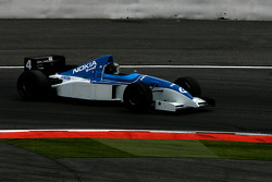 Spinning, #4 Abba Kogan, Fuchs Oil, F1 Tyrrell 023 Yamaha 3.5 V10 [ex-Salo]