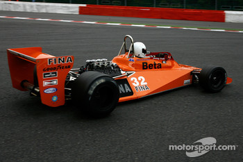 #32 Jeremy Smith Surtees TS20, 1978