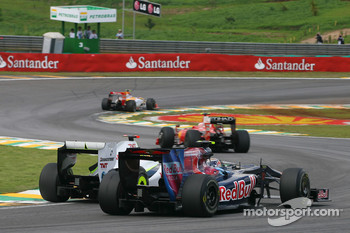 Jenson Button, Brawn GP and Jaime Alguersuari, Scuderia Toro Rosso