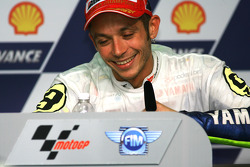 Post-race press conference: Valentino Rossi, Fiat Yamaha Team