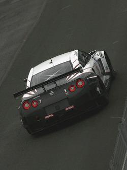 #35 Nissan Motorsports Nissan GT-R: Michael Krumm, Darren Turner