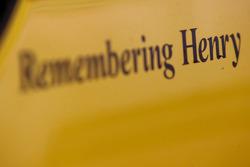 Remembering Henry branding