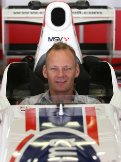 Shane Byrne former British Superbike Champion