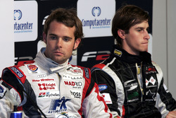 Andy Soucek and Nicola De Marco in the press conference