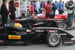 Wayne Boyd, Hitech Racing