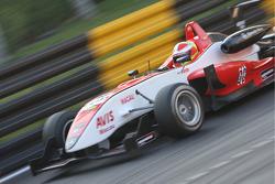 Victor Garcia, team Fortec Motorsport