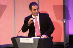 Myers Brothers Awards: Mobil 1 command performance award to Juan Pablo Montoya