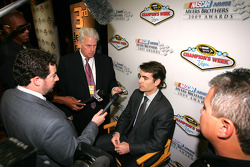 Myers Brothers Awards: Jeff Gordon, Hendrick Motorsports Chevrolet