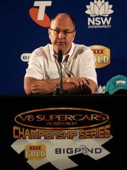 Press conference: Tony Cochrane