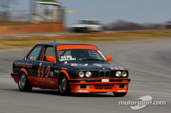 1989 BMW 325: David Walsh