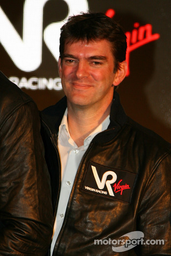 Graeme Lowden, director of racing